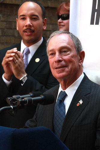 10 .Michael Bloomberg