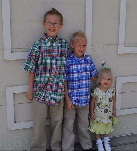 kids on Easter 2011