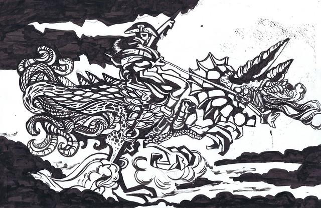 napoleons dragon ride