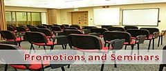 Promotions and Seminars