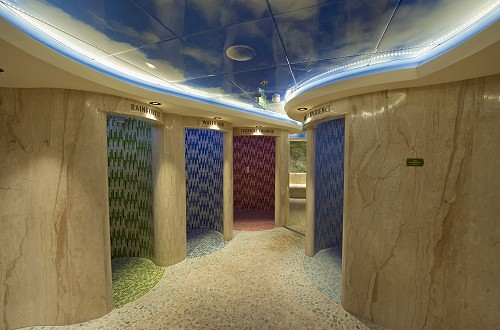 SENSES SPA  SALON - RAINFOREST ROOM ON THE DISNEY DREAM