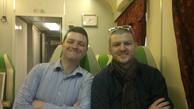 Oly & Me