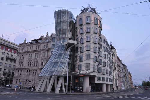 Gehry's Nationale-Nederlanden Building