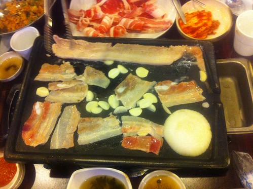 Epic Korean bbq