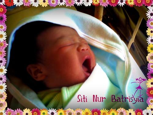 Siti Nur Batrisyia Binti Norhisyam by Norhisyam Nordin