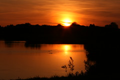 Zonsondergang (.jofoto.) Tags: zonsondergang zon digitalcameraclub jofoto