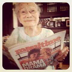 Grandma Florence @grandmaflorence