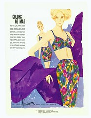Munsingwear ad from In the Mood for Munsingwear