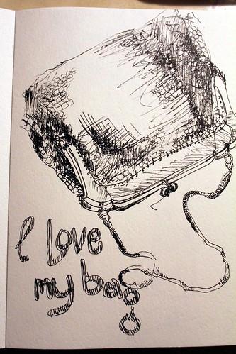 i love my bog
