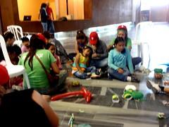 Espacio Seguro para los niños y niñas en Lorca
