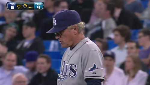 Joe Maddon's Hair: An Update