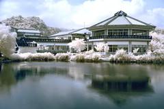 In Taiwan Miaoli .台灣苗栗 .   IR 雪霸國家公園 汶水遊客服務中心  Shei-pa National Park DSC_1241