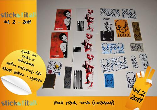Pack from  TONA2 by Vidalooka