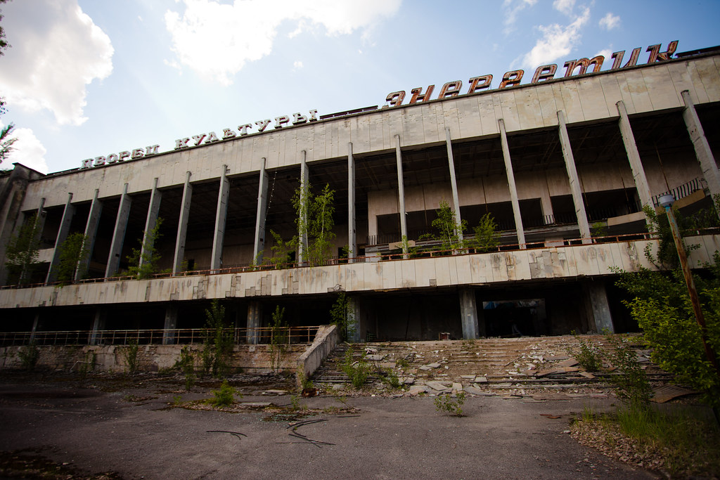 Chernobyl: Schools out for summer
