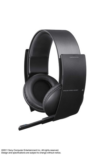 Official Wireless Stereo Headset for PS3