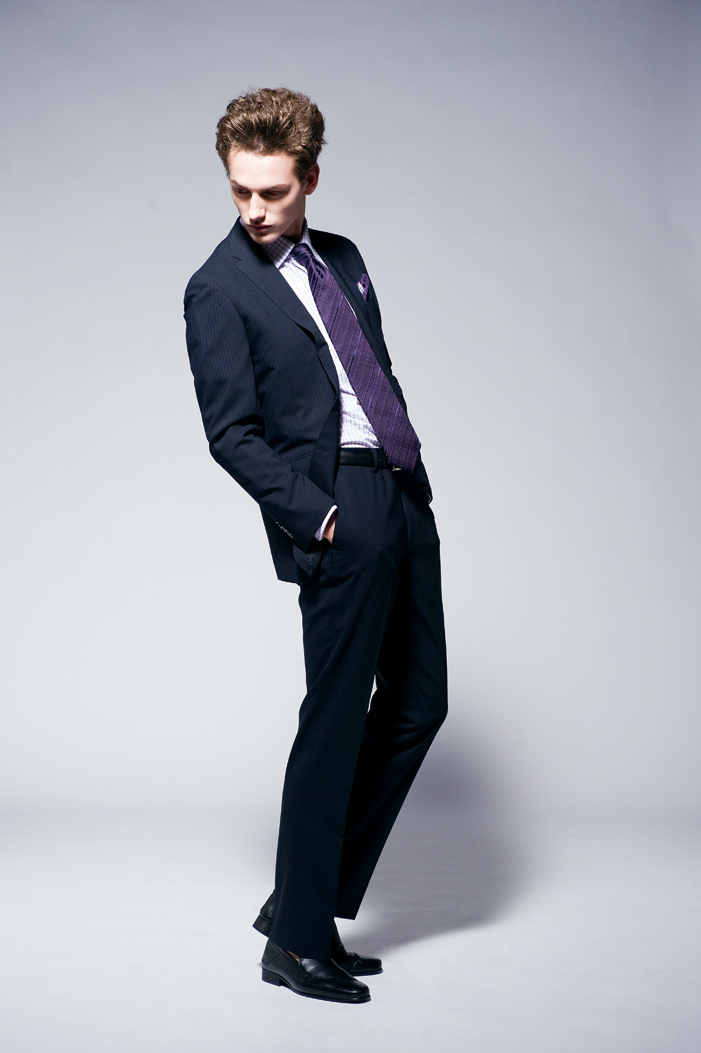 Jakob Hybholt0185_JOSEPH HOMME CLOTHING 2011 Spring-Summer Collection(Official)