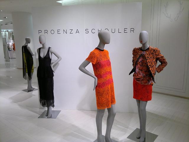 Proenza Schouler at The Room