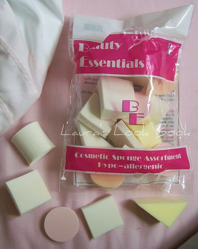 beauty make up sponges