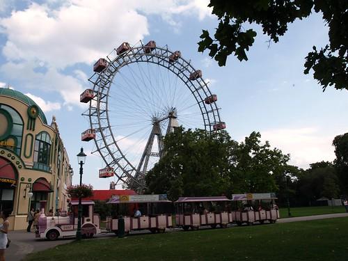 Das Riesenrad im Prater