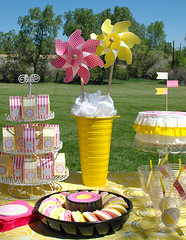 Pink Lemonade Party (blush printables) Tags: pink party summer yellow cake kids children diy picnic stickers bbq birthdayparty lemonade lemons invitation download labels summertime etsy printables printable pinklemonade lemonadestand