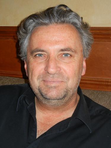 Author Charlie Foran