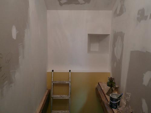painting white 2