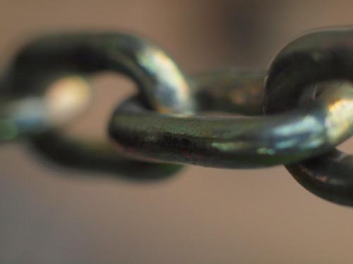 Chain Links by Niraj Sanghvi, on Flickr