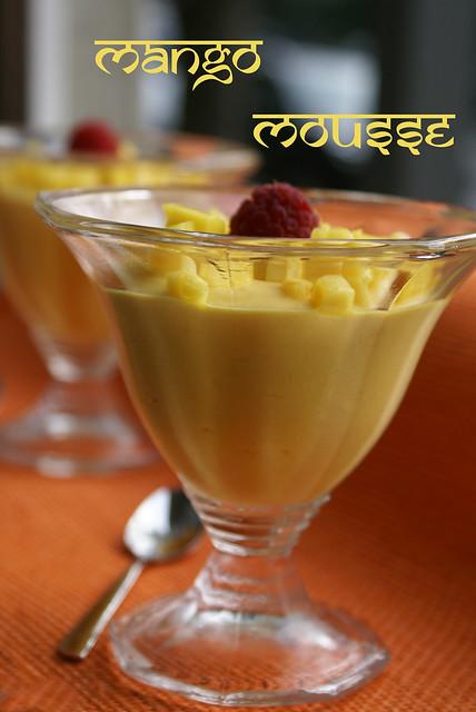 Mango Mousse1