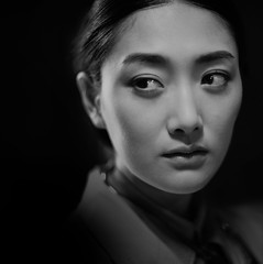 Chen Jie (Jonathan Kos-Read) Tags: portrait blackandwhite delete2 chinese save3 delete3 save7 save8 delete save save2 save9 save4 actress save5 save10 save6 savedbydeletemeuncensored