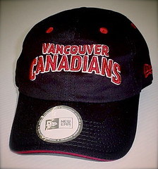 Vancouver Canadians Baseball Hat