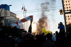 20110615 Vancouver riots