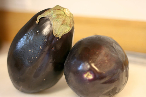 Eggplant Mykonos