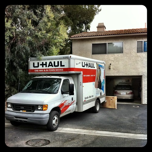 MOVING DAY: PART I by BroAndDonna