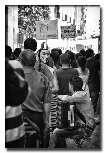 Manifestación 19-J (13) by Andrés Ñíguez