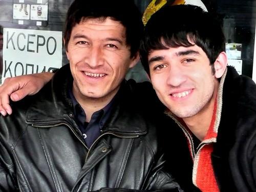 Market Workers - Urgut, Uzbekistan