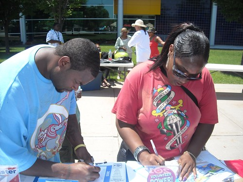1Juneteenth sign-ups