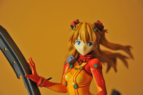 Asuka figure by Alter.