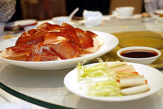peking duck feast