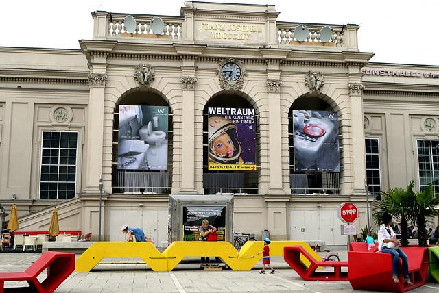 Museums Quatier Vienna 博物館區