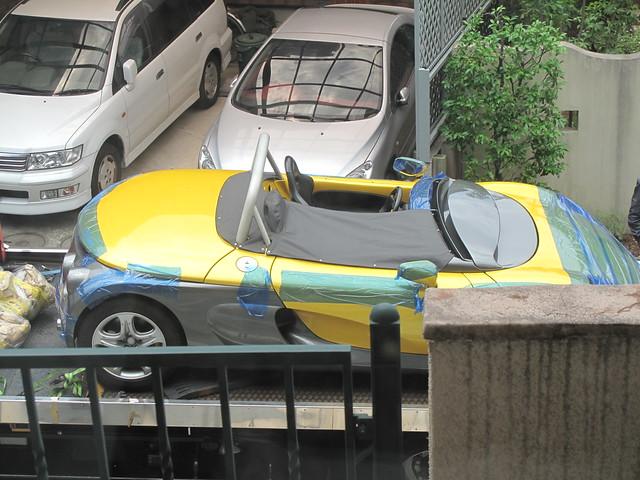 Spider納車!