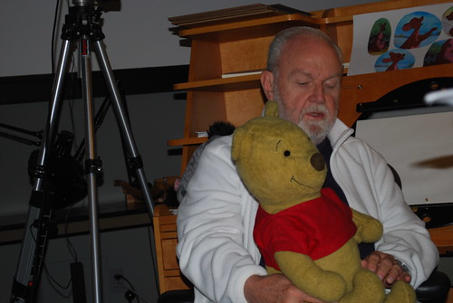 Burnie Mattinson Winnie the Pooh