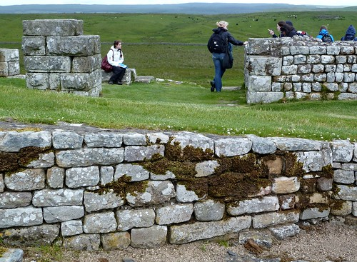 North Gate, Housesteads