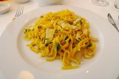 Zucca, Bermondsey, London (Ewan-M) Tags: england food london dinner pasta supper zucca se1 bermondseystreet taglierini artichokepasta
