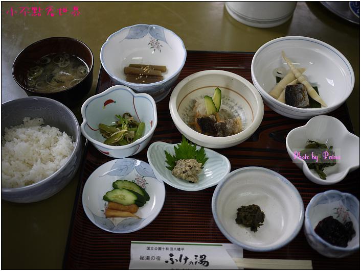 蒸之湯野菜午餐