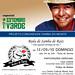 8 - Edição Setembro 2010 -  - Homenageado João Nogueira - Flayer