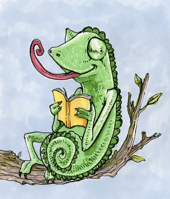 Chameleon / Camaleón