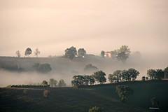 (claudiophoto) Tags: nebbia fog fotodellemarche paesaggidellemarche paesaggiitaliani mistylandscape misty italianhills collinemarchigiane panorama atmosfera autumn fall immaginiautunnali fotoautunnali canon