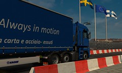 [ETS2 1.25] renault magnum euro truck simulator 2 krone trailer (trucker on the road) Tags: euro truck simulator 2 scandinavia dlc east daf xf veicoli bring transport germany trailer pack skin flag holland truckers heavy bretagne express weeda arctic trucker ets2 125 renault magnum krone promods mao