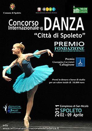 della Danza - Spoleto 2011