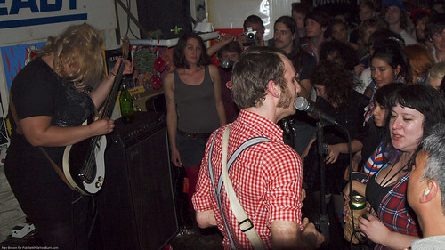 March 16x Shannon & the Clams @ Trailer Space, Burger Records (9)